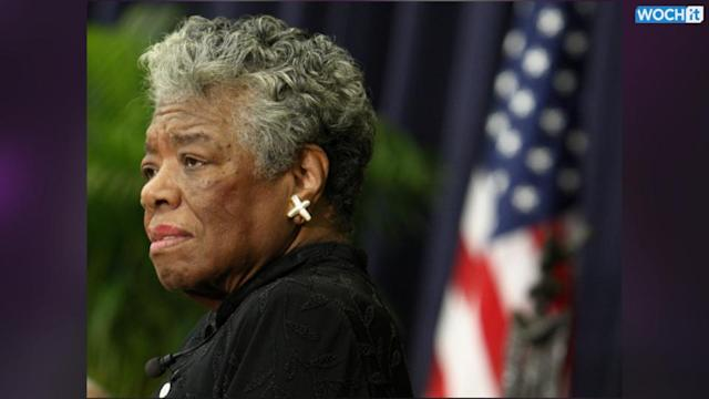 U.S. Institutions Honor Late Poet Maya Angelou With Exhibits, Film
