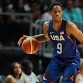 The NBA world is buzzing over a missed dunk during Team USA's exhibition game versus China