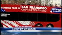 What do San Franciscans know about Cincinnati?