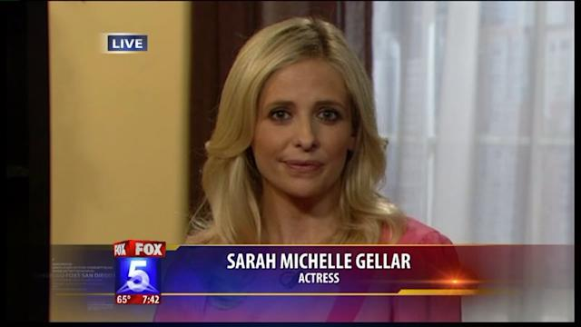 Sarah Michelle Gellar And Working With Robin Williams