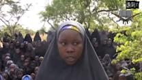 Parents try to identify daughters in video released by Boko Haram