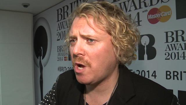 Keith Lemon defends Katy Perry and wants to see James Corden puke