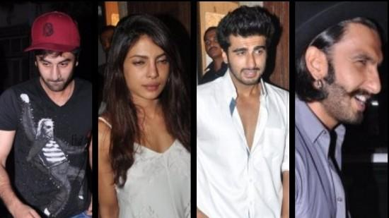 Bollywood Celebs Drunk At Arjun Kapoor's Birthday Bash