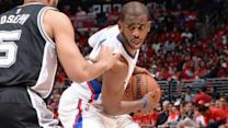Clippers vs. Spurs: Game 1