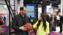 Popular Science review the InfoMotion Smart Basketball 9450 at CES 2014