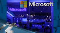 Electronics News Byte: The 'irrelevance of Microsoft' Illustrated in a Single Chart