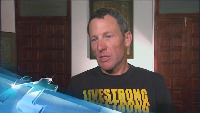 Three Lance Armstrong movies racing to theaters