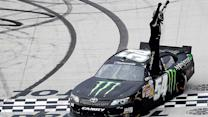 Kyle Busch is King of the Mountain in Bristol