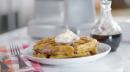 Best Bites: Pumpkin spice waffles