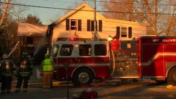 Father, step-son killed in Flanders fire