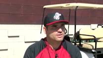 Raw interview: Joey Votto talks about being voted the face of MLB