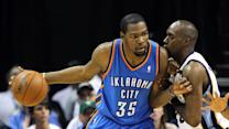Kevin Durant officially signs with agent Jay-Z