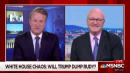 Joe Scarborough: Trump's Legal Strategy Is Like 'A Monkey Throwing Poo Against The Wall'