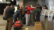 East Coast storm leaves SFO travelers stranded
