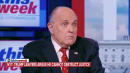 Giuliani: Trump 'Probably Does' Have The Power To Pardon Himself, But Won't