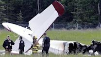 10 people killed in Alaska plane crash