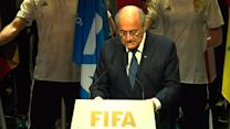 Blatter: 'Shame' Bought To FIFA