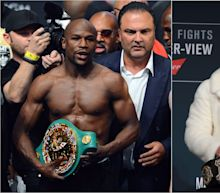 McGregor directs expletive-laced tirade towards Mayweather: I'll knock him out