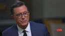 Stephen Colbert and Anderson Cooper discuss loss in an emotional interview