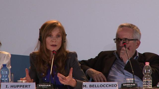 Bellochio's 'Bella addormentata' screens at Venice