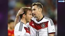 BRAZIL BEAT: Germany's Klose 1 Goal From Record