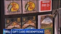 Wal-Mart's clever gift card program