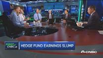 Rough year for hedge funds