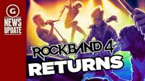 Rock Band 4 Revealed for Xbox One And PS4 - GS News Update