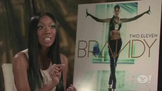 Brandy On Whitney Houston BET Awards Tribute