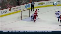 Semin gets empty netter off great solo effort