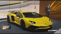 Lamborghini, driving extreme to the limit: CEO