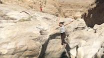 A Desert Oasis in Oman on 'A Broad Abroad'