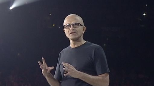 Microsoft's Satya Nadella: 'We're not pursuing AI to beat humans at games'