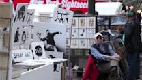 Priceless Banksy Art Collection Sold On Manhattan Street