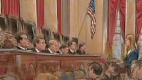 Supreme Court hears arguments on campaign contribution limits