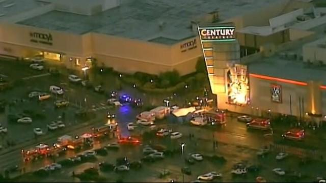 Gunman Opens Fire at Oregon Mall