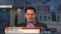 Michael Dell speaks out on buyout battle