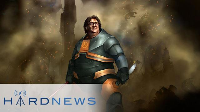 Gabe Newell Gives on His B-Day, Blizzard Gets Sued, and Curiosity Killed its Servers - Hard News Clip