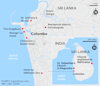 Sri Lankan officials say radical domestic group behind suicide bombings; 4 Americans among the dead