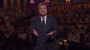 James Corden Makes Emotional Plea For Gun Control After Vegas Tragedy