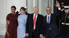 Sports world reacts to Inauguration Day, Presidential transition
