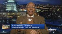 Tanter: Odds of an Iran nuclear deal 'going down'