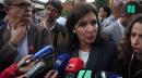 """Anne Hidalgo refuse la """"polémique politicienne"""" après les reproches de Collomb et Griveaux sur les migrants à Paris"""