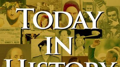 Today in History for December 25th