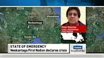 First Nation declares state of emergency