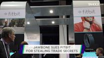 Jawbone sues Fitbit for stealing trade secrets