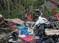 Indian PM visits cyclone stricken Kolkata promising help, Bangladesh counts cost