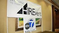350 jobs available at HIREvent job fair in SJ