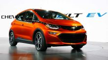 GM Sinks On Europe Warning; United Tech Ups View; Cat, 3M Guide Low