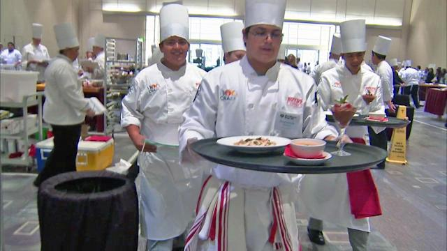 ProStart Cup offers competitive outlet for aspiring restaurant students